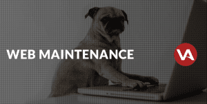 Web Maintenance - VOiD Applications