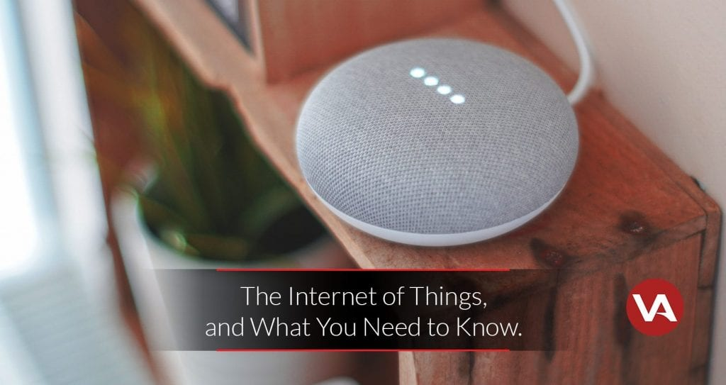 Internet of Things and What You Need to Know - VOiD Applications