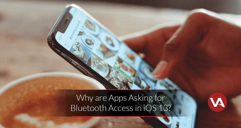 Why Are Apps Asking for Bluetooth Access in iOS 13? - VOiD Applications