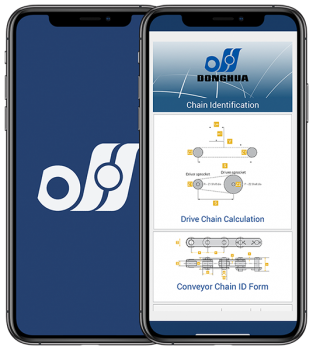 Donghua, Chain Identification Mobile App, created by VOiD Applications.